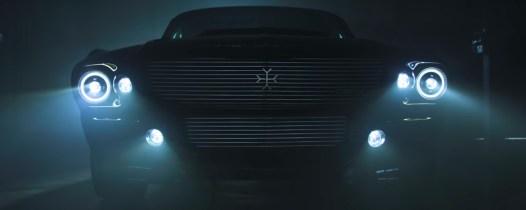 Mustang électrique 7