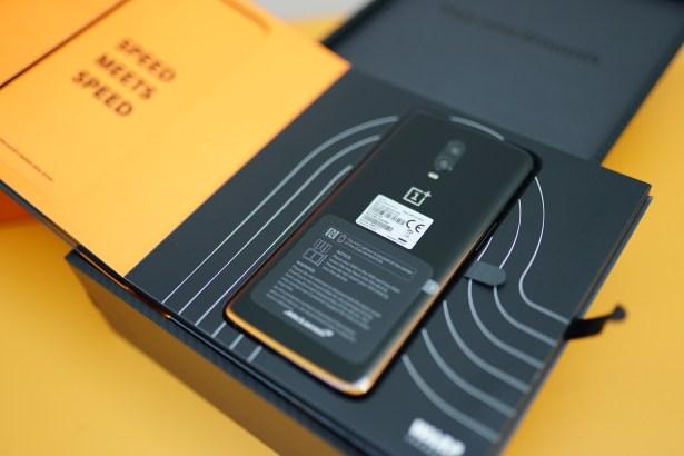 OnePlus 6T McLaren Edition - FrAndroid - DSC05656