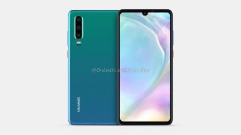 Huawei P30 Onleaks 1
