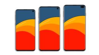 Samsung Galaxy S10 E S10 S10+