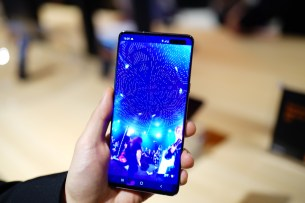5G smartphone - - FrAndroid - DSC00988