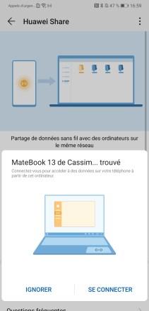 Huawei Matebook Share