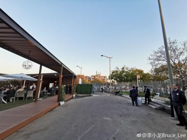 Huawei P30 Pro ultra grand angle