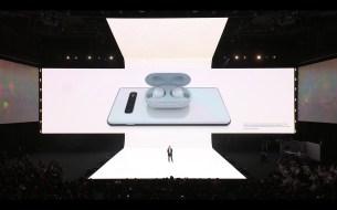 Samsung Galaxy Buds recharge