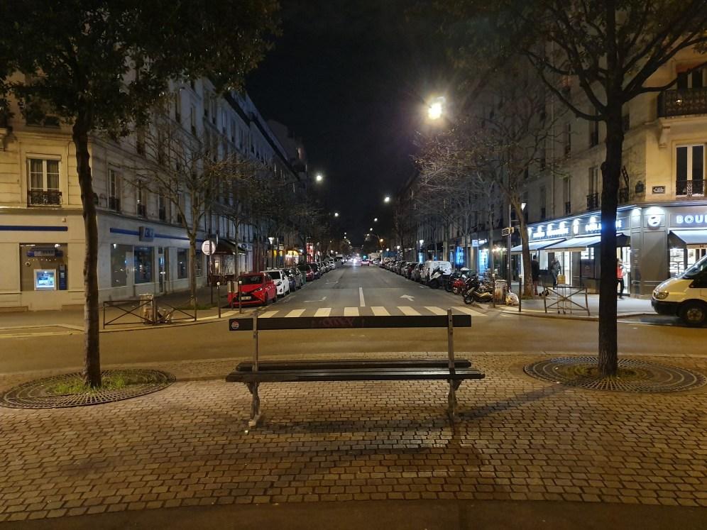 banc nuit