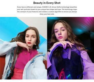 Huawei P30 Lite selfie