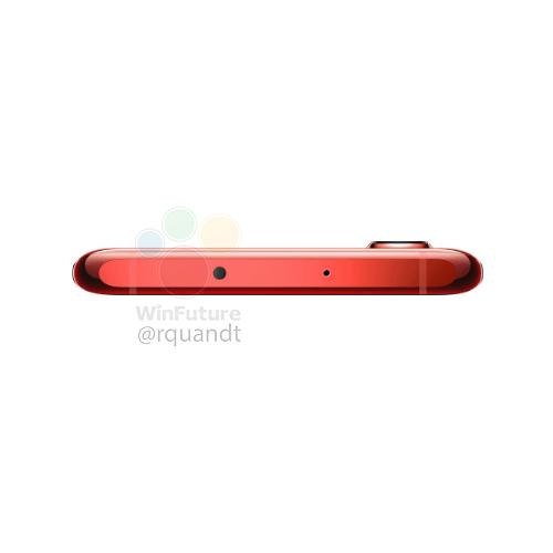 Huawei P30 Pro rouge 4