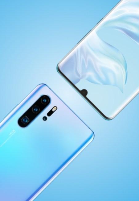 Huawei P30 promo