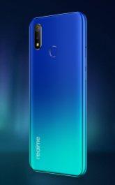 Realme 3 bleu