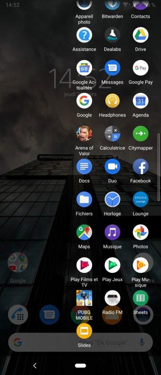 Xperia 10 UI screenshots (6)