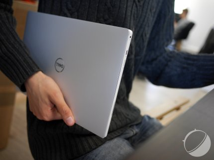 Dell XPS 13 (2035) test