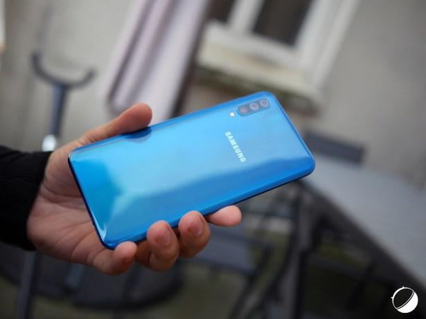 Samsung Galaxy A50 dos