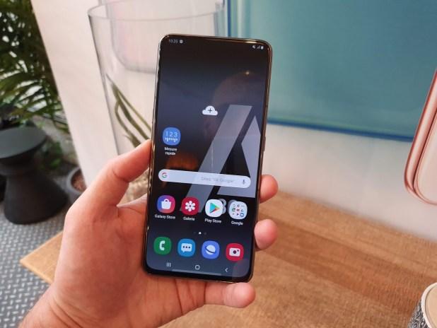 Top15 meilleurs téléphones 5G  en 2019