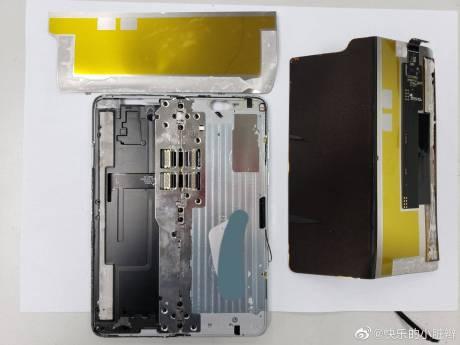 Samsung Galaxy Fold teardown 4
