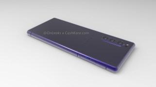 Sony Xperia 2 dos biais