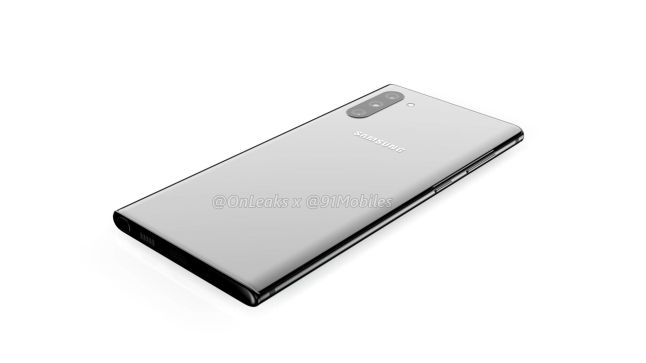 Samsung Galaxy Note 10 onleaks 91mobiles (9)