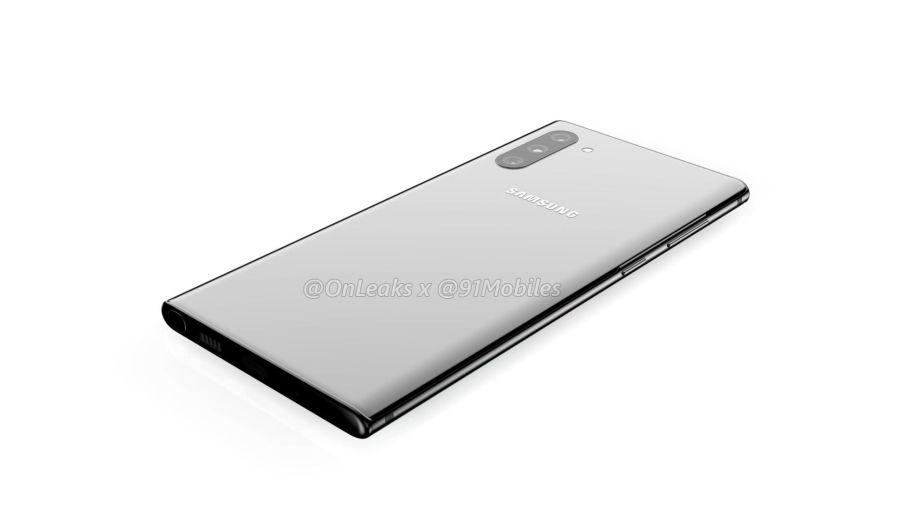 Samsung Galaxy Note 10 onleaks 91mobiles (9)