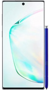 Samsung Galaxy Note 10 bleu f