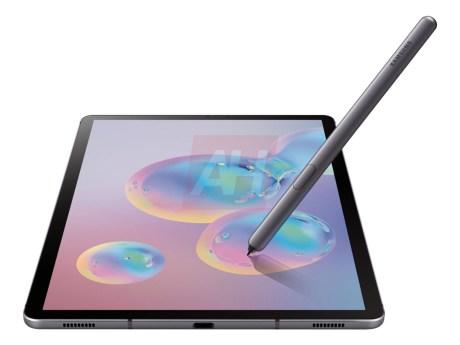 Samsung-Galaxy-Tab-S6-Leak-Grey-6