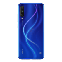 Xiaomi-Mi-A3 bleu
