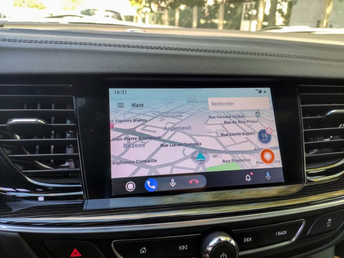 Android Auto: we tested the new embedded multimedia