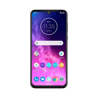 Motorola One Zoom face