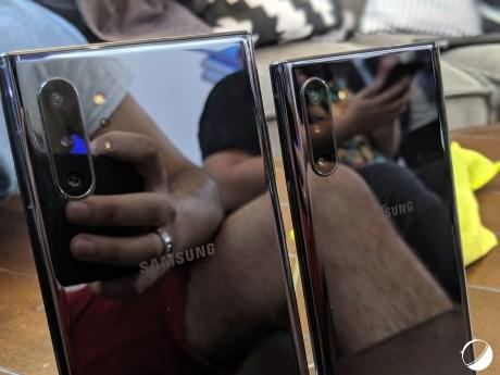 Samsung Galaxy Note 10 Note 10 Plus dos