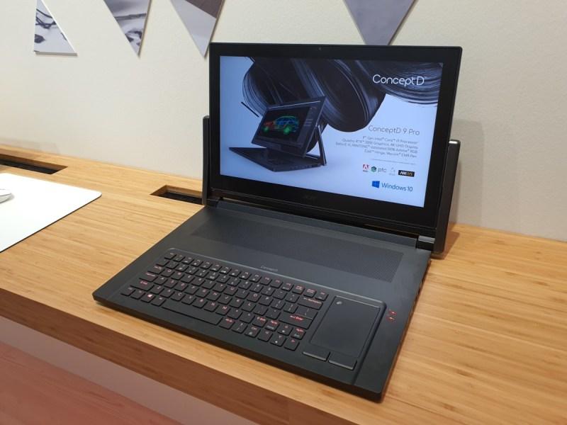 Ce PC à écran rotatif est un monstre de technologie à 5399 euros – IFA 2019 1