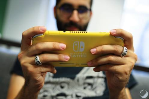 c_Nintendo Switch Lite - FrAndroid - DSC01673