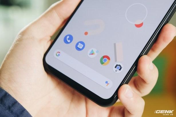 GENK Prise en main Pixel 4 XL Google leak (8)