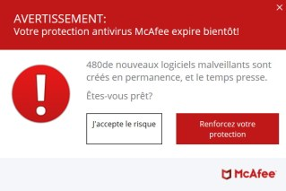 McAfee test Asus Vivobook