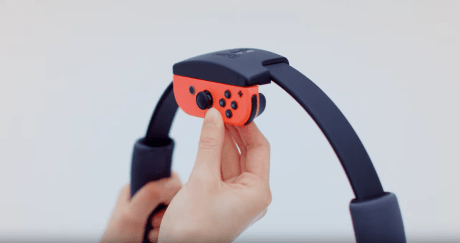 Nintendo Switch Ring-Con