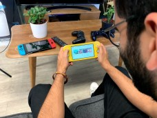 Nintendo Swtich Lite in