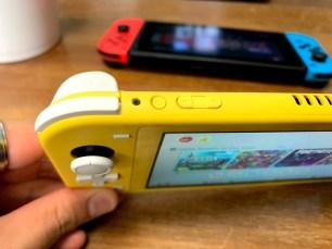 Nintendo Swtich Lite vol