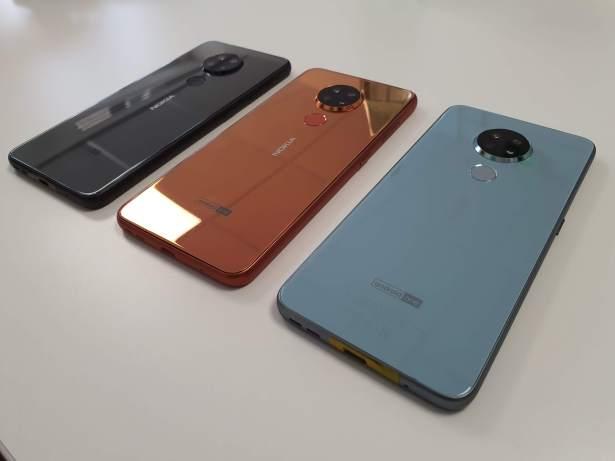 Nokia 6.2 color