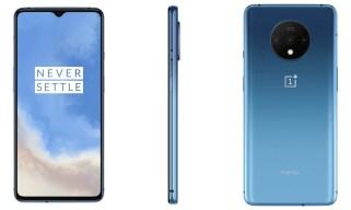 OnePlus 7T Blue Press