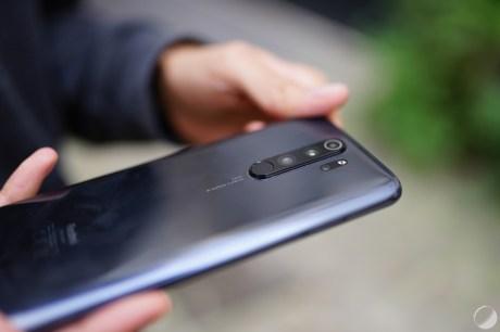 Le module photo du Xiaomi Redmi Note 8 Pro