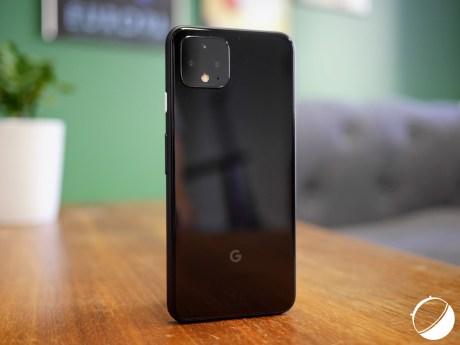 Le Google Pixel 4 // Source : Frandroid