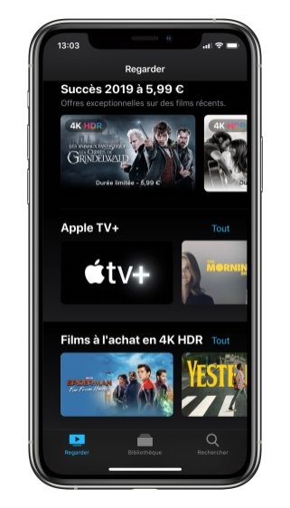 Apple TV VOD