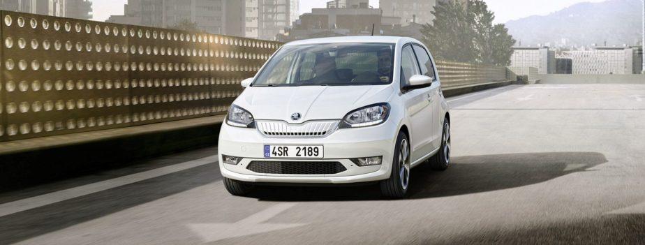 La Škoda Citigo-e iV fait partie des succès de Volkswagen en Europe