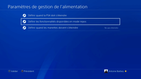 Lecture a distance ps4 7