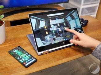 Autant tablette qu'ordinateur