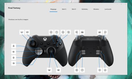 Xbox Elite Series 2 Windows logiciel 2