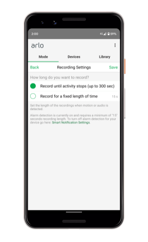 Application Arlo Pro 3 (7)