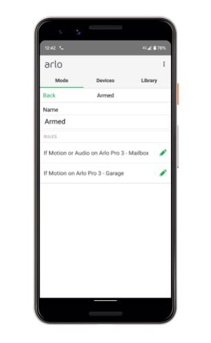 Application Arlo Pro 3 (9)