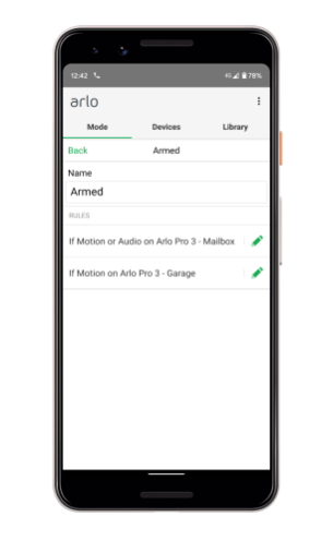 Application Arlo Pro 3 (9)
