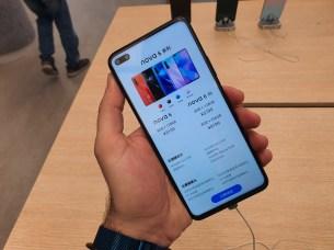 Huawei Nova 6 a