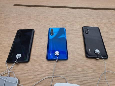 Huawei Nova 6 dos dos