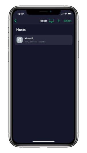 Termius screenshot (2)