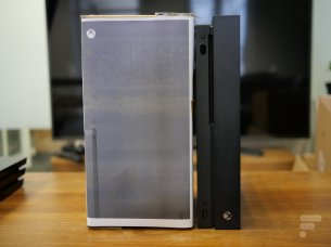 Xbox Series X mockup comparatif taille (5)